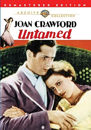Amazon com: Untamed: Joan Crawford, Robert Montgomery, Ernest