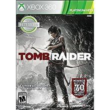 Tomb Raider Platinum Hits - Xbox 360