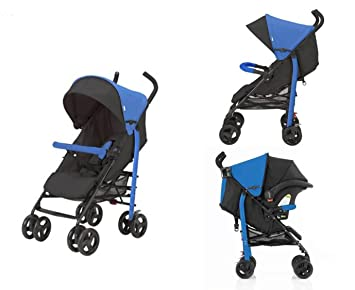 Urbini Swiftli Electric Multi Position Stroller Accepts Sonti Infant Car Seat No Adapters