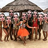 Single Pack Build A Head Bachelorette Party Big Heads Cardboard Face Cutout