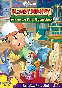 Handy Manny - Manny's Pet Roundup
