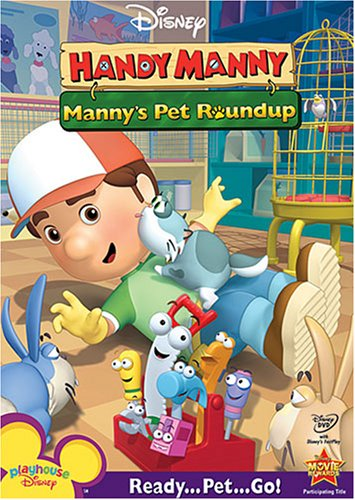 Price comparison product image Handy Manny - Manny's Pet Roundup