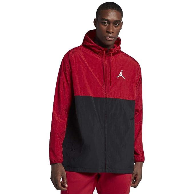 6372998c3aee Jordan Jumpman Air Windbreaker at Amazon Men s Clothing store