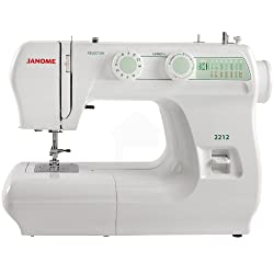 Janome 2212 Sewing and Quilting Machine