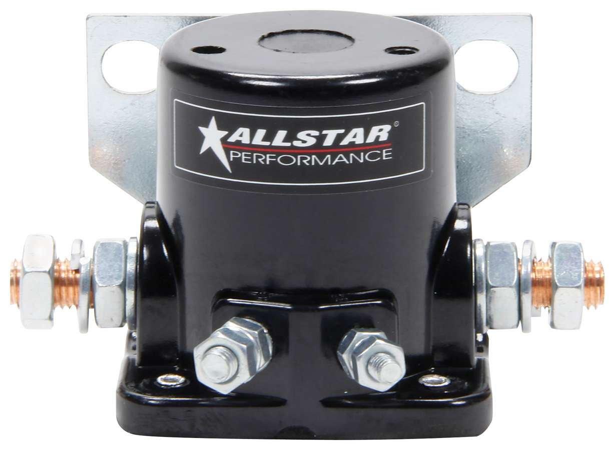 Allstar ALL76203 Black Starter Solenoid by Allstar
