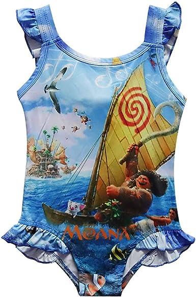 PCLOUD Moana One Piece Swimsuit