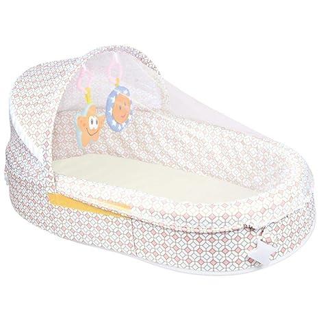 Amazon.com: URMAGIC Bebé Bassinet para recién nacido Bebé ...