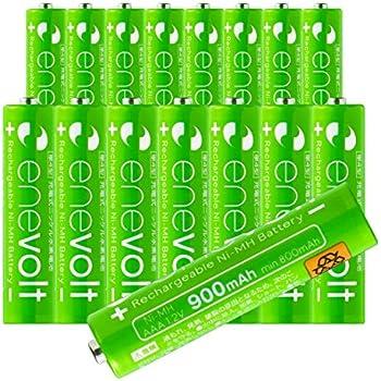 Amazon.com: uxcell 4 Pcs 1.2V 900mAh AA Ni-MH Battery