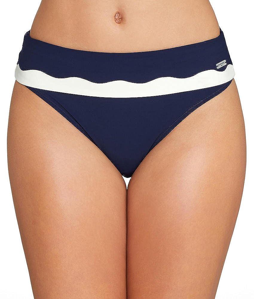 Fantasie Swimwear Sainte Maxime Classic Fold Bikini Brief//Bottoms Ink 6235