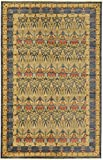 """Traditional Oriental Country Rugs Navy Blue 10′ 5 x 16′ 4"""" FT (320cm x 500cm) Westminster Area Rug & Carpet For living room – dinning rooms – bedroom Review"""
