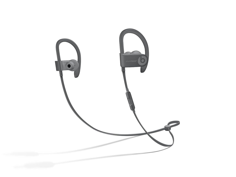 cb25f946326 Amazon.com: Beats PowerBeats 3 Wireless In-Ear Headphone Asphalt Gray -  (Renewed): Electronics