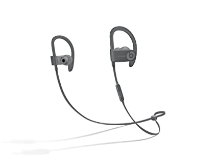 4ed51321231 Image Unavailable. Image not available for. Color: Beats PowerBeats 3  Wireless In-Ear Headphone Asphalt Gray ...