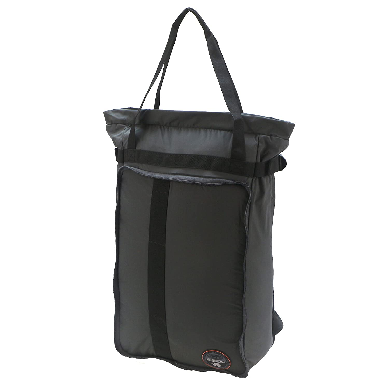 Napapijri - Hudson Pc Bag, Bolsos Bandolera Unisex Adulto, Grau (Dark Grey Solid), 13x52x41 cm (B x H T): Amazon.es: Equipaje