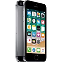 Apple iPhone de se 64 GB Factory Unlocked LTE Smartphone (Refurbished Certificado), Gris Espacial