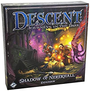 Descent Second Edition: Shadow of Nerekhall (1616617888) | Amazon Products