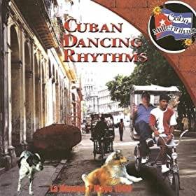 Cuban Dancing Rhythms : WDM 1539