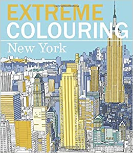 Book Extreme Colouring: New York