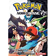 Pokémon - N° 6: Noir et blanc