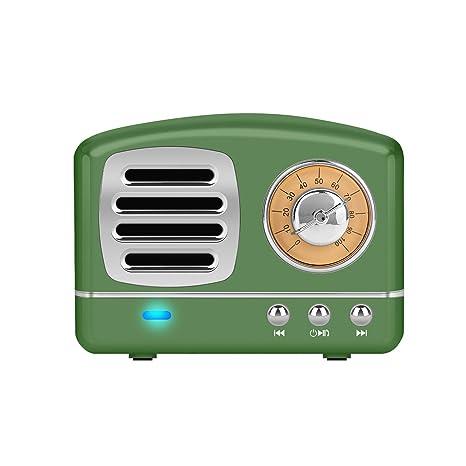 Amazon.com: Altavoz estéreo Bluetooth portátil, Dosmix ...