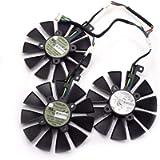 T129215SU Cooler Fan for ASUS Strix RX480 RX 580 GTX 980Ti R9 390 390X GTX 1060 1070 1080 1070Ti 1080Ti Graphic Card…
