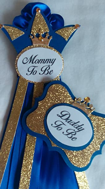 Amazon Mommy And Daddy To Be Setbaby Shower Corsagepinprince