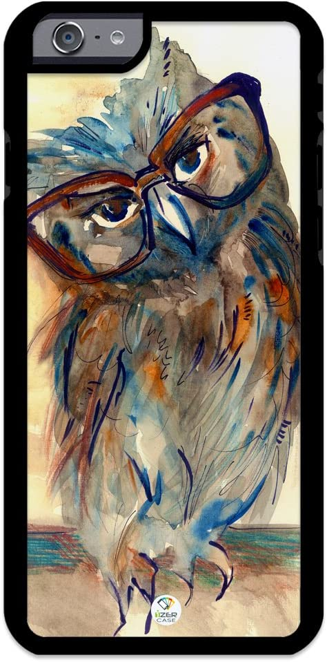 Tribal Pattern Barn Owl iPhone 11 case