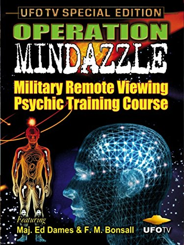 Military Remote Viewing Psychic Training Course ()
