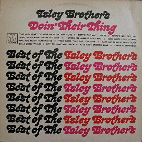 The Isley Brothers - Isley Brothers, The - Doin