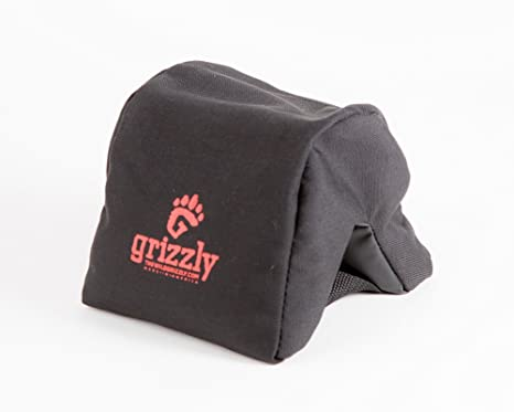 Amazon.com: Grizzly Cámara Bean Bag (medium-black ...