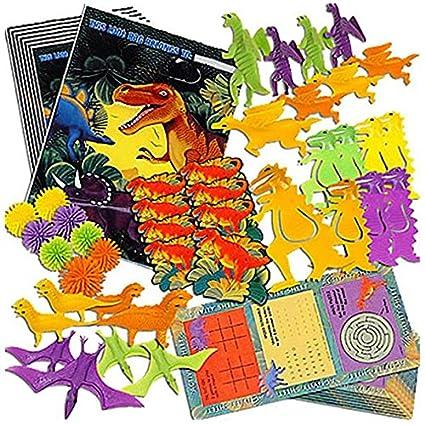 Confettery Party Giveaway Set Regalo Dinosaurios Cumpleaños ...