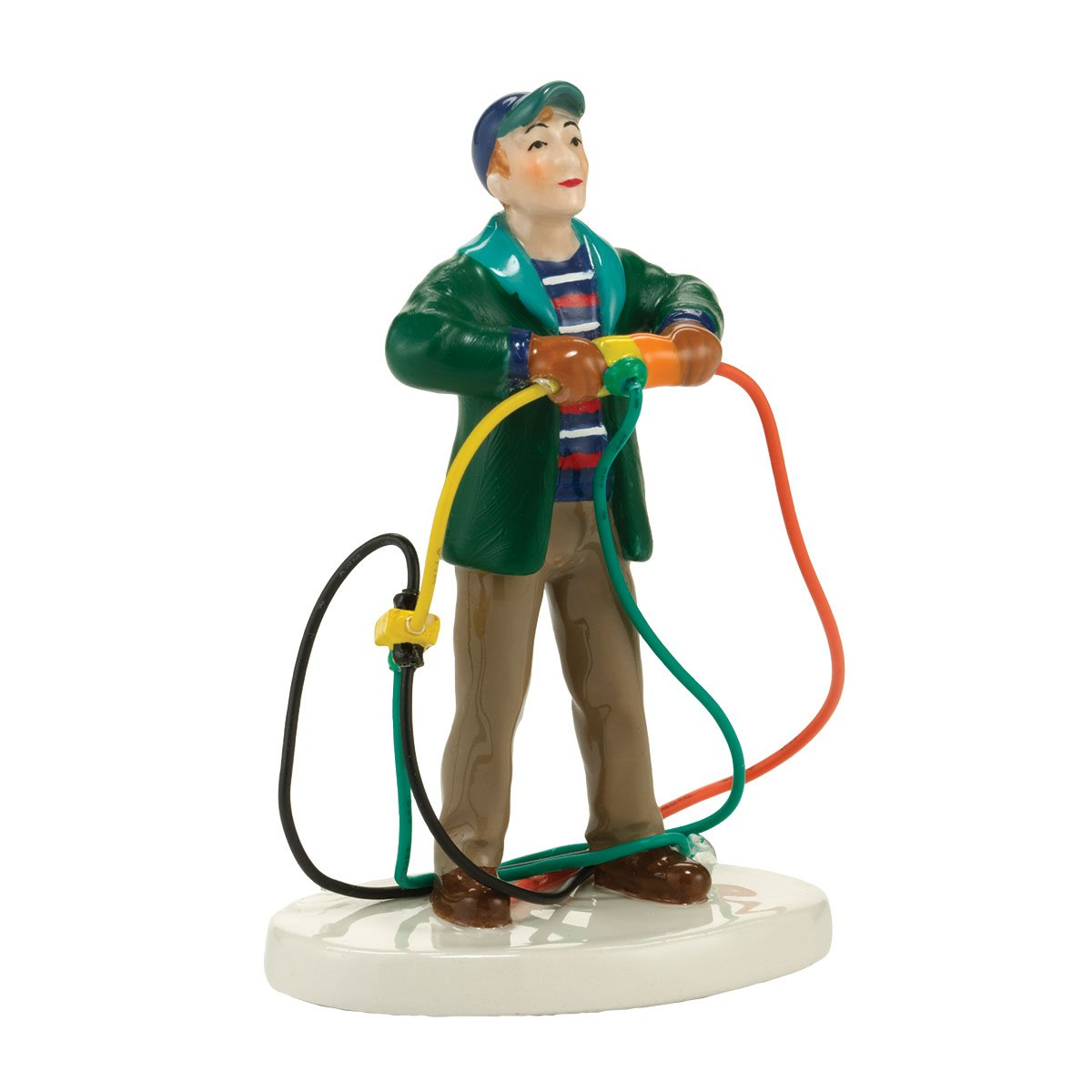 Department 56 National Lampoon Christmas Vacation Fire It Up Dad!