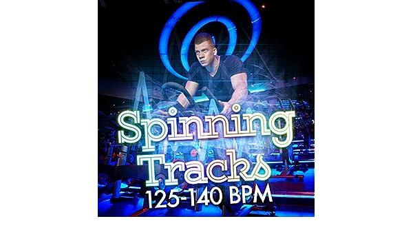 Spinning Tracks (125-140 BPM) de Cardio, Spinning Workout ...