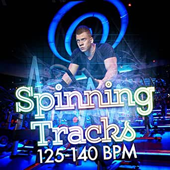 Spinning Tracks (125-140 BPM) de Cardio, Spinning Workout ...