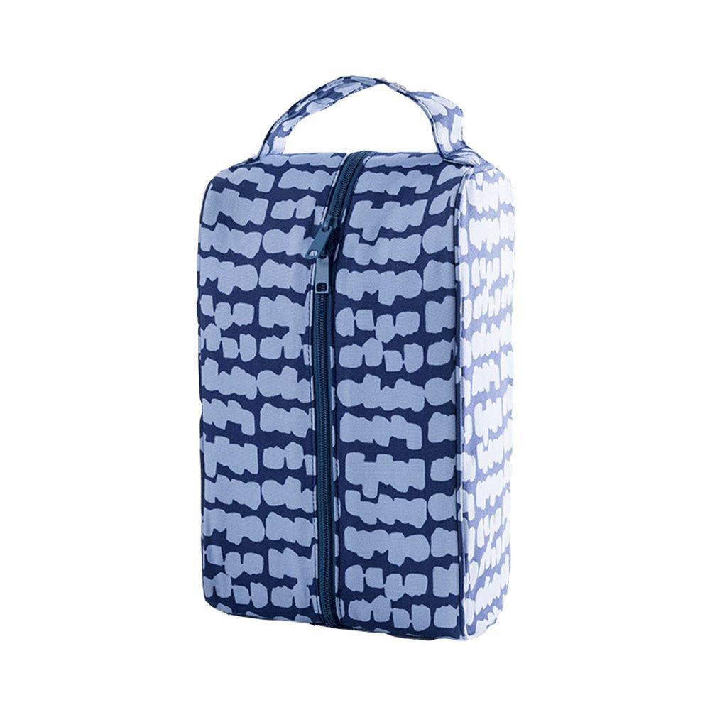 XXT-Shoe bag Travel Shoe Bag Portable Storage Bag Dustproof Shoe Bag Large Capacity Shoe Bag Waterproof Shoe Bag (Color : B)