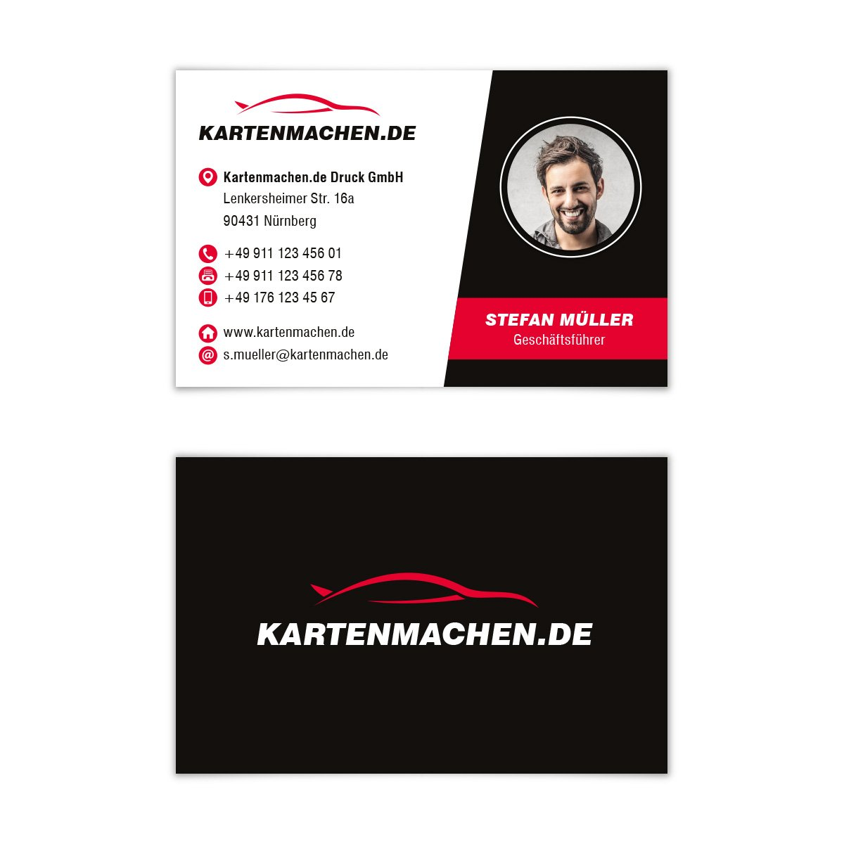500 x x x Visitenkarten individuell Business Karten 300g qm 85 x 55 mm - Autohändler B07CHQC3QH | Qualitätsprodukte  | Umweltfreundlich  | Heißer Verkauf  18cc6b