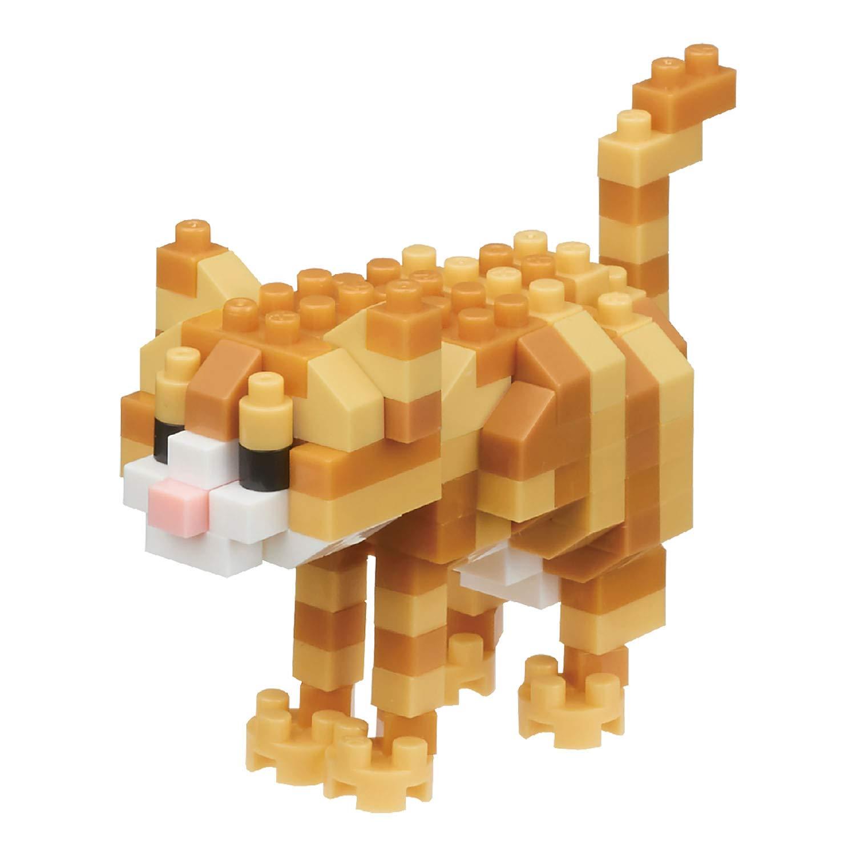 nanoblock NBC/_272 Fishbowl Cat