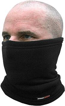 Amazon.com: Schampa Warmskin Neck Gaiter , Size: OSFM, Primary Color:  Black, Gender: Mens/Unisex NG006: Automotive
