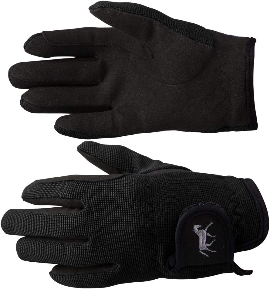 Equine Couture Ladies Stretch Show Riding Gloves
