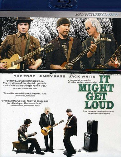 It Might Get Loud [Blu-ray] Bono Link Wray The Edge Jack White