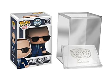 PopTvMarvel ShieldAgent Funko Vinyl Protective Coulson Figure eEH9YbDW2I