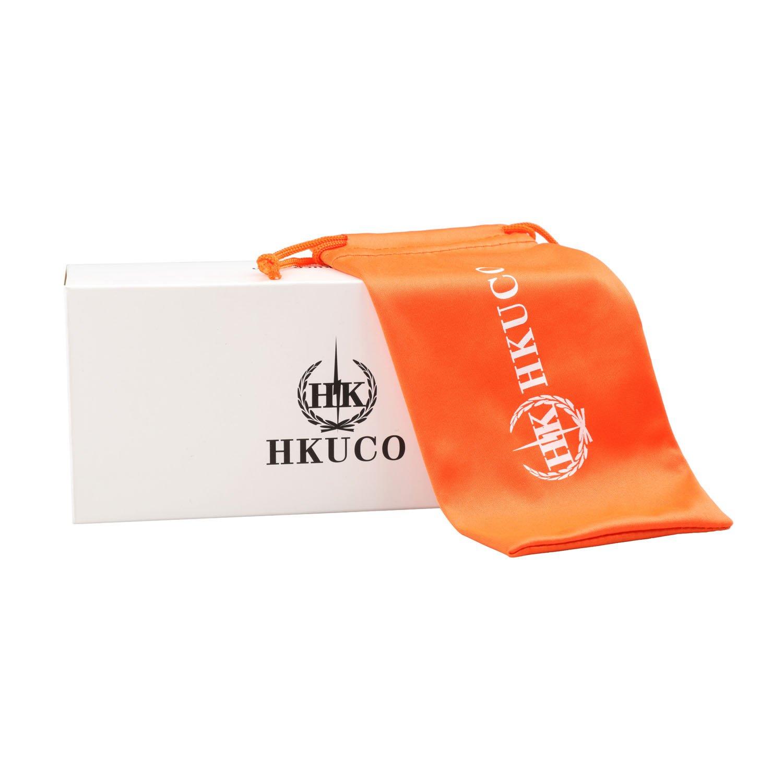 9fedc827e3 Hkuco Mens Replacement Lenses For Oakley M Frame Heater Sunglasses Black  Polarized HKUCO INC