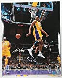 Kobe Bryant Los Angeles Lakers Signed NBA Finals 16x20 Photo PSA/DNA - Certified Authentic Autograph