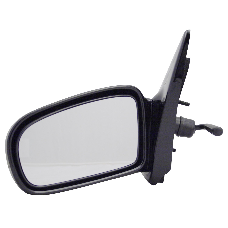 Pilot CV2709410-6L00 Chevrolet Cavalier Black Manual Remote Replacement Driver Side Mirror