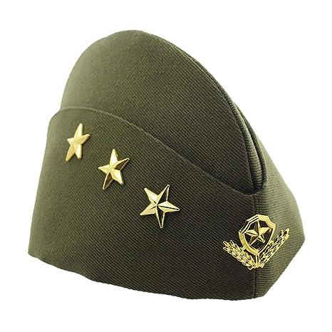 BESTOYARD Cappello Marinaio Donna Cappello Hostess Costumi di Halloween  (Verde Militare) 29f317b39c6b