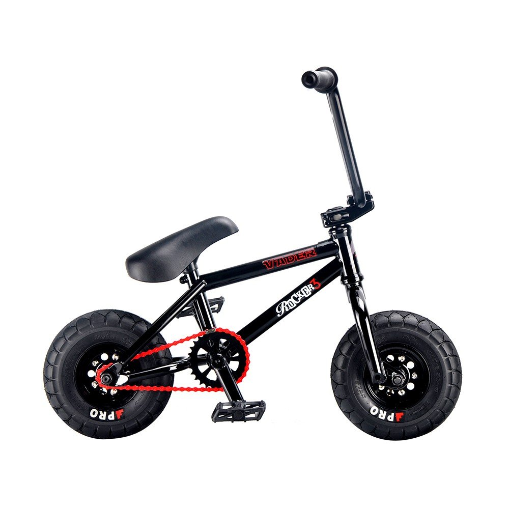 Rocker mini BMX(ロッカーミニビーエムエックス) ROCKER3 競技用 自転車 ストリート mini BMX r3-001 VADER 10インチ B01B7BZZG4