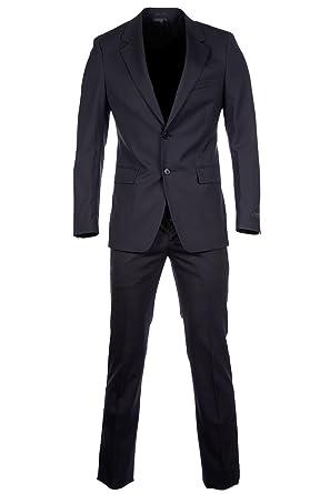 dd410a0fdbbb Prada men s suit original tela stretch wool all seasons blu UK size 56 (UK  46