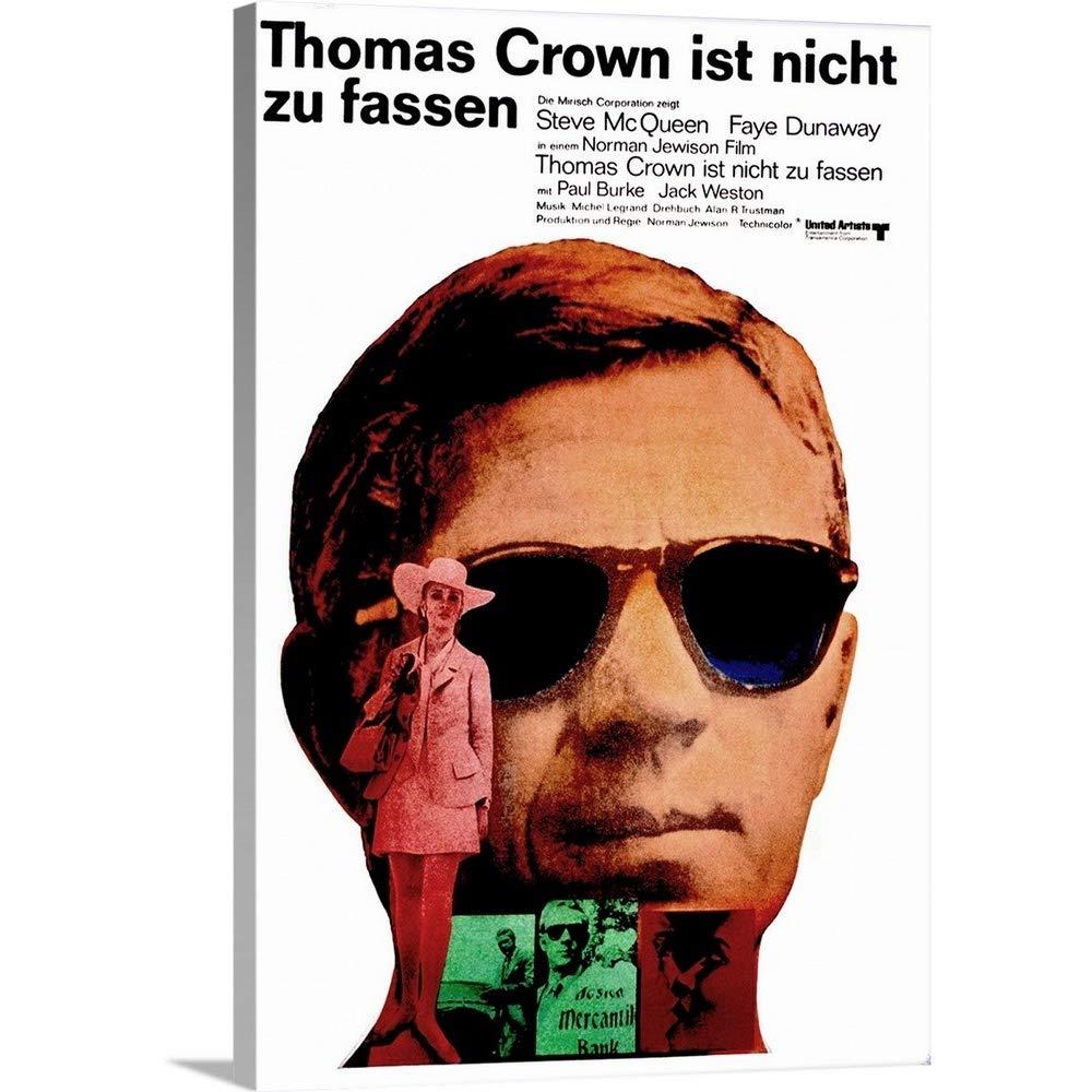 b0c7d9a705 Amazon.com  GREATBIGCANVAS Gallery-Wrapped Canvas Entitled The Thomas Crown  Affair