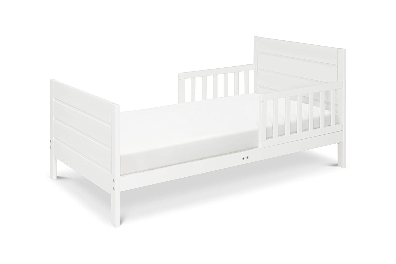DaVinci Modena Toddler Bed, White M0710W