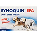Synoquin EFA Joint Supplement Large Breed Tablets (Pack of 120)
