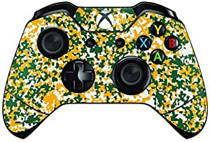 Green Bay Football Inspired Skin/Decal For Xbox One Controller by ARDOR Designs